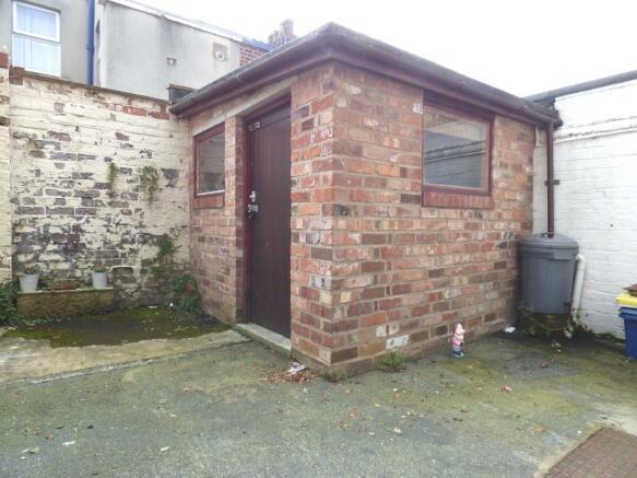Yard & Outhouse