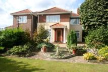 Detached house in Leys Lane, Attleborough...
