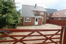 Detached house for sale in Norwich Road, Besthorpe...