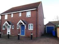 2 bedroom semi detached home in Jenner Close, Bungay...