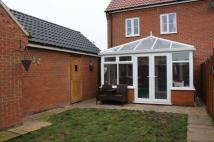 semi detached house in Blackbird Way, Harleston...