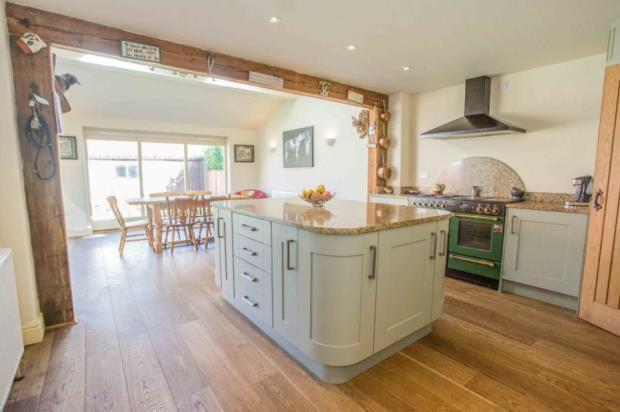 Barn Conversion Kitchens 4 bedroom barn conversion for sale in docking road, stanhoe