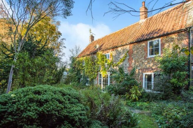 Bramley Cottage Rear