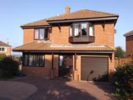 Detached house in Tasman Drive, Mundesley...