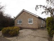 Bungalow for sale in Sandy Lane, Cromer...