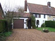 semi detached property for sale in The Causeway, Occold...