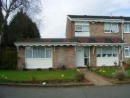 3 bedroom semi detached property in Wardour Drive...