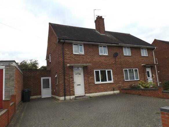 2 Bedroom Semi Detached House For Sale In Hillstone Road Shard End Birmingham West Midlands B34