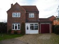 Detached house in Brailsford Close...