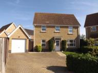 3 bed Detached home in Betts Close, Hadleigh...