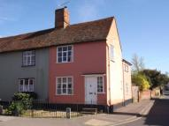 3 bedroom End of Terrace home for sale in Angel Street, Hadleigh...