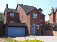 Detached property in Castle Road, Hadleigh...