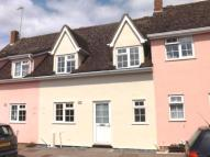 3 bed Terraced house for sale in Meadows Way, Hadleigh...