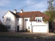 Detached home for sale in Aldham Road, Hadleigh...