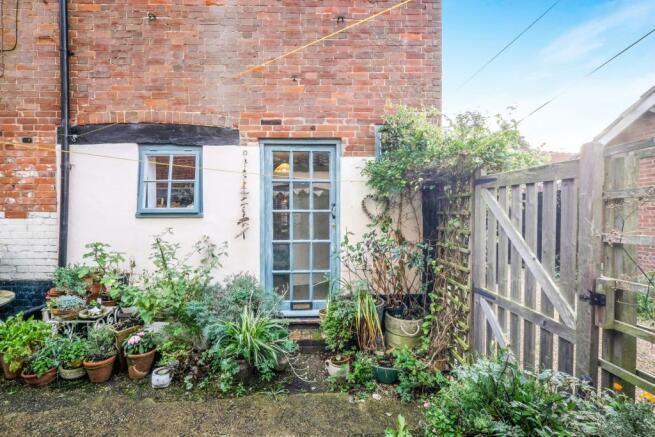Courtyard / Annex