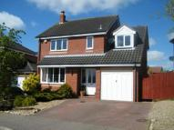 Detached home for sale in Howard Way, Aylsham...