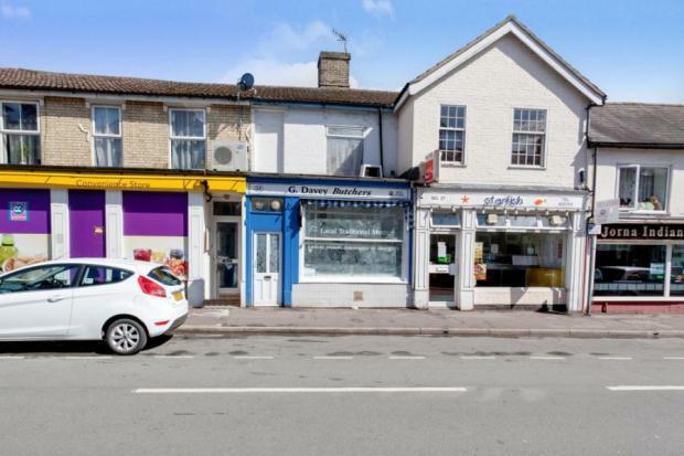 1 Bedroom Terraced House For Sale In Wherstead Road Ipswich Suffolk Ip2