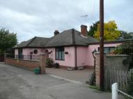 Bungalow for sale in Manor Road, Mildenhall...