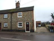 End of Terrace house for sale in Oak Street, Feltwell...