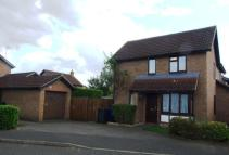 semi detached house in Boeing Way, Mildenhall...