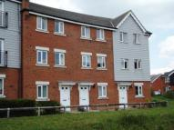 Terraced house in Phoenix Way, Stowmarket...