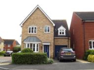 4 bed Detached house in Brambling Close...