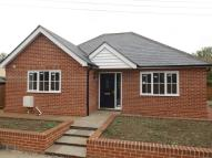 Bungalow in Southgate Street...