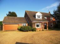 Detached house in Cley Road, Swaffham...