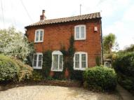 3 bed Detached house in Brook Street, Yoxford...