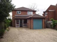 Detached house in Mill Hill, Aldringham...