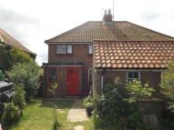3 bed semi detached property in Blyth Row, Parham...