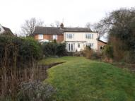 semi detached home in School Lane, Martlesham...