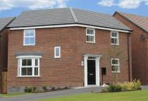 3 bed new home in Holloway Street, Dudley...