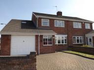 semi detached home for sale in Thelma Road, Tipton...