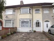 3 bed Terraced home in Cantley Gardens, Ilford...