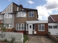 3 bed semi detached house in Ashley Avenue...