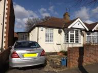 3 bed Bungalow in Chestnut Grove, Hainault...