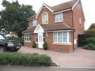 4 bed Detached house in Hoveton Way, Hainault...
