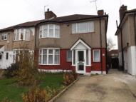 semi detached property for sale in Gaysham Avenue...