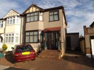 semi detached home in Ardwell Avenue...