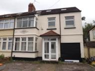 5 bed semi detached house in Fencepiece Road...