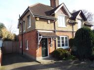 semi detached house in Railway Cottages...