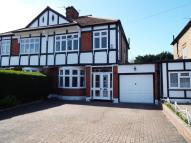 3 bed semi detached property in Chalgrove Crescent...