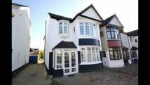 4 bedroom semi detached property in Highwood Gardens...