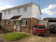 semi detached home for sale in Soane Street, Basildon...