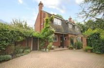 Detached home in Rats Lane, Loughton...