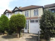 semi detached house in Maple Street, Romford