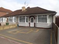 Bungalow in Lincoln Avenue, Romford