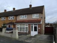 semi detached house for sale in Woodbridge Lane, Romford