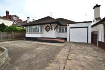 Bungalow in Acacia Drive, Thorpe Bay...